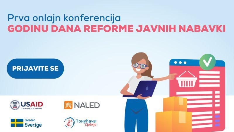 Konferencija – Godinu dana reforme javnih nabavki
