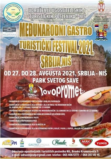 Međunarodni Gastro turistički festival Niš 2021