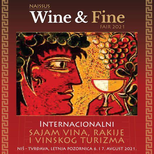 Naissus Wine & Fine Fair 2021