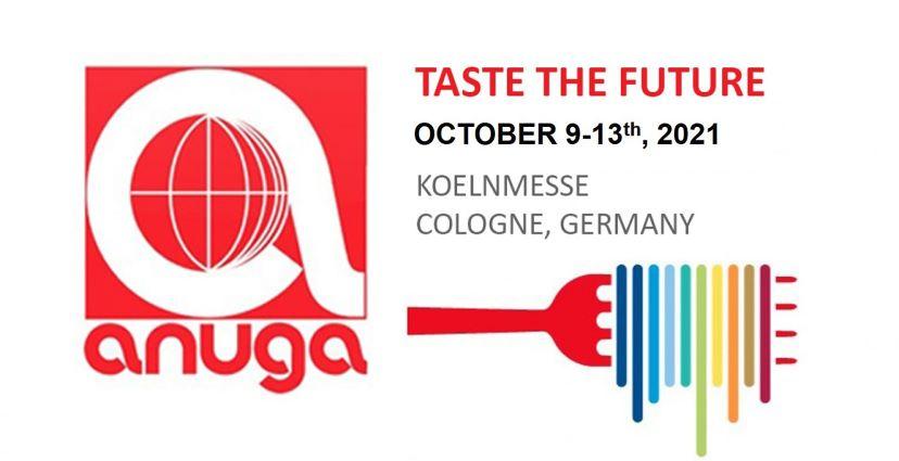 """Međunarodni sajam prehrambene industrije """"ANUGA 2021″"""