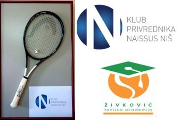 Revijalni teniski turnir TAŽ OPEN – NAISSUS 2021