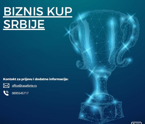 Biznis Kup Srbije 2021